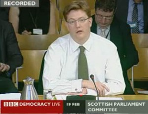 Danny Alexander credibility in tatters