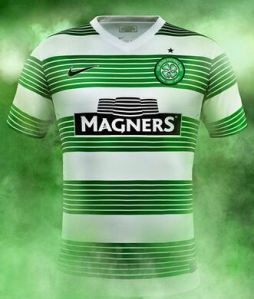 The Famous Green and White 'Hoops'