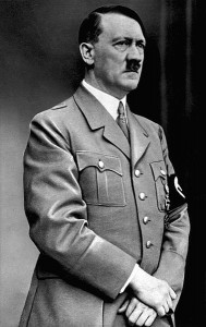 He made his people see lies, he brainwashed his people, it wasn't till after WWII the German people seen the camps with Jews in it. Shocked they were