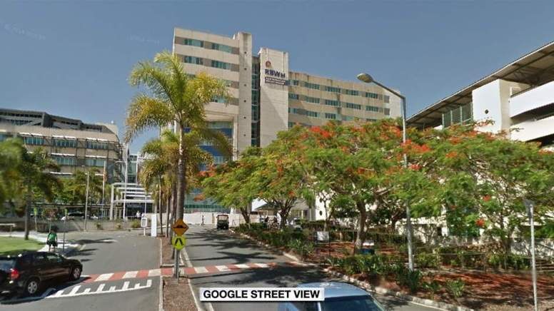 The patient is isolated at the Royal Brisbane and Women's Hospital