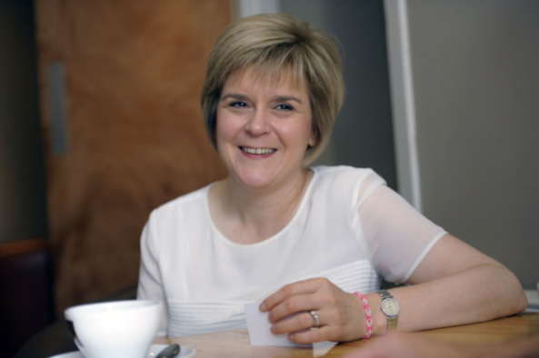 Lets help Nicola become our history by freeing Scotland