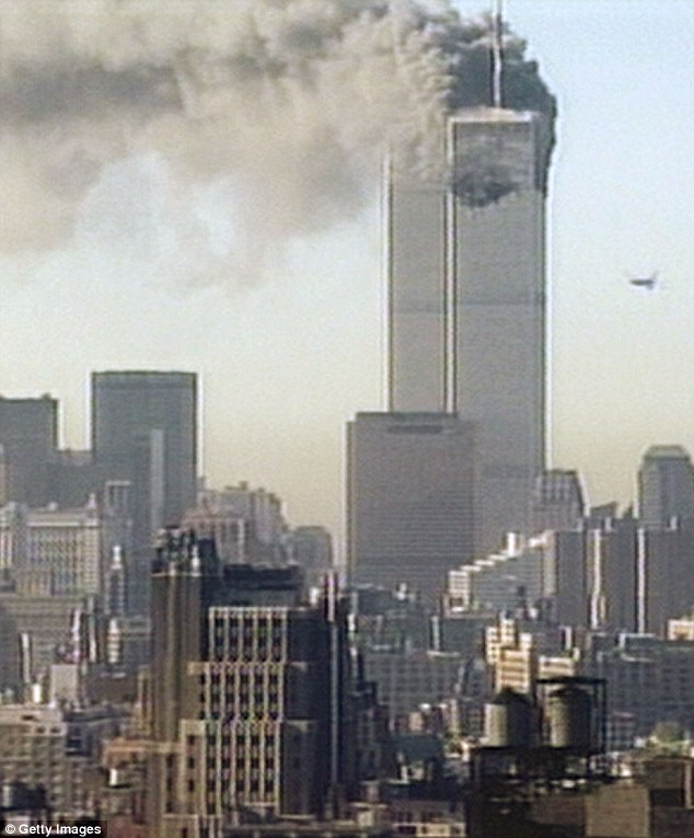 Atrocity: According to Moussaoui, an unnamed Saudi prince supported him, and the 19 hijackers who flew planes into buildings on September 11, 2001, while they were training to fly