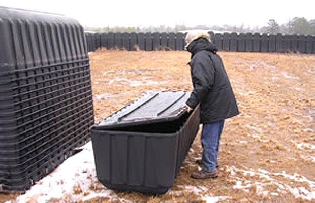 Why did the USA order 20 MILLION 3 PERSON COFFINS?