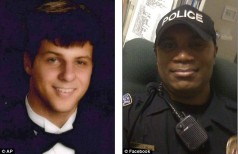 Gilbert Collar, a white, unarmed 18-year-old  was shot and killed Oct. 6, 2012, by Officer Trevis Austin