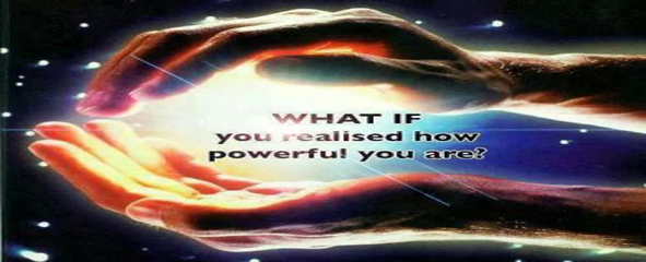 Defining this power is a quest. Not a bad power, a good one, power to help, cure and more