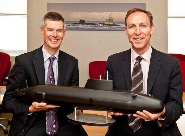 Jim thinks it's 'COOL' to have Nuclear weapons on Scottish soil but not in England.