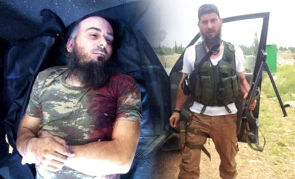 Abu Bakr al-Baghdadi, strong story he died, I am yet to be convinced. This isn't the same guy!