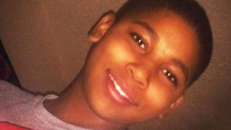 Tamir Rice was shot twice by police in a playground