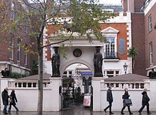The Pheasantry, once home to Litvinoff