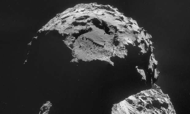 Molecules have been found on comet 67P/Churyumov-Gerasimenk