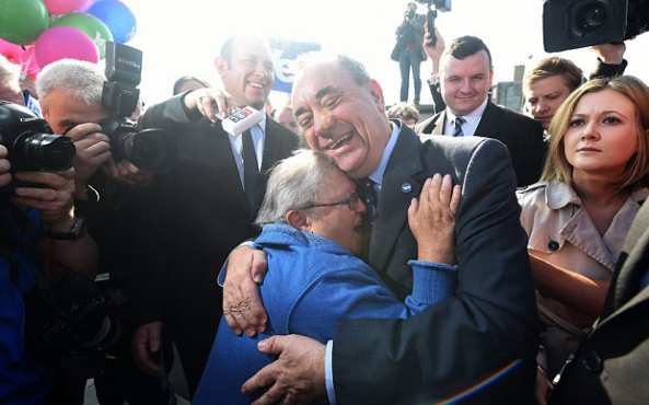 How many PM's can we say do this. That is real, that is caring. That is Alex