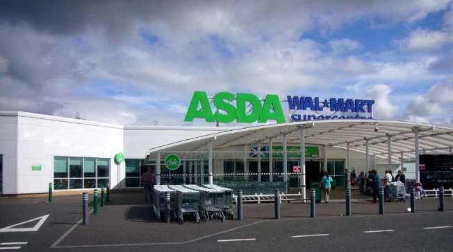 The VERY shop we do our Friday weekly shop, I hate shopping may I add