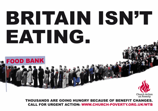 Thanks to Tory and Labour rule! Neither have done a thing