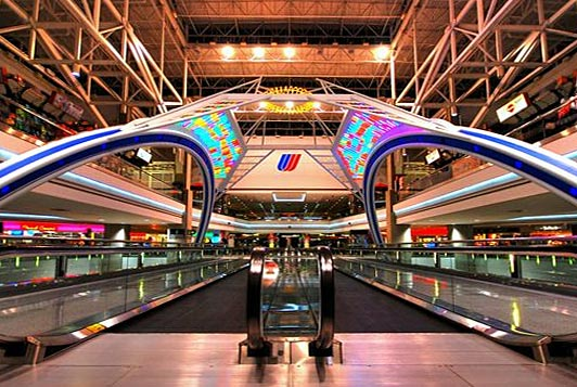 Denver Airport is VERY Masonic. It didn't need to be built and it's build way out of town..Lets see why