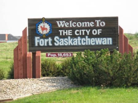 Fort Sakatchewan