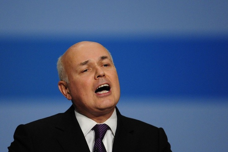 Iain Duncan Smith decided on 6 March this year to close the Independent Living Fund