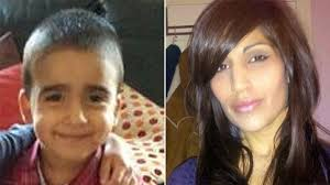 Mikaeel Kular and murder mum  Rosdeep Kular from the area I grew up as a kid
