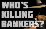 Mystery in a year of Banker Suicides