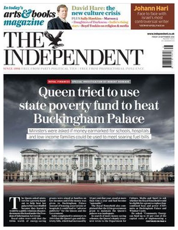 Any Country wanting a Royal Family..- Beware - They will take from you all, especially the poor