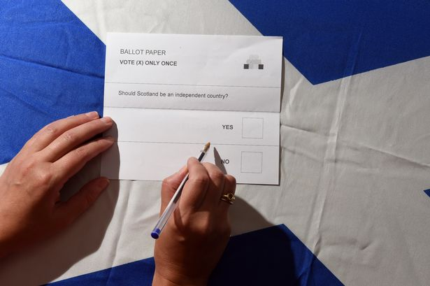 Would you like to see another independence referendum?