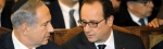 Hollande asked Netanyahu not to attend Paris memorial march