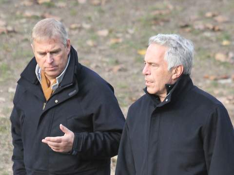 The Prince visited Epstein in New York in 2010 after he was released