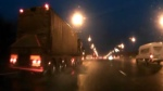 Nuclear convoy travelled through Glasgow despite weather warning