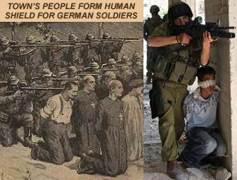 human_shield_israel