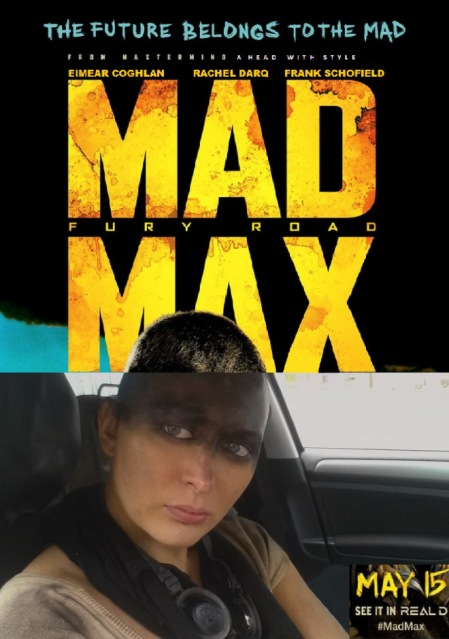 Mad Max Eimear Coghlan A head with style