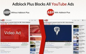 ' Block YouTube/Google Ads '
